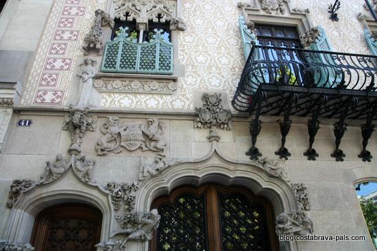 Barcelone en 1 jour, ilot de la discorde