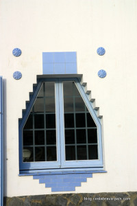 La maison bleue de Cadaques, casa Serinyana (1)