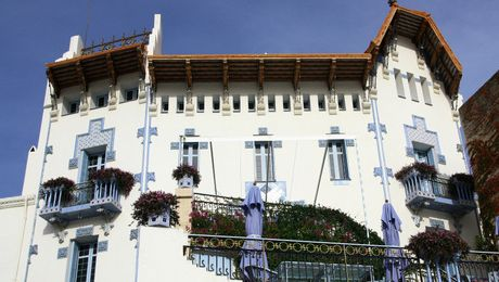 La maison bleue de Cadaques, casa Serinyana (7)