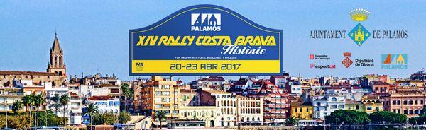 Rallye Costa Brava Historic 2017