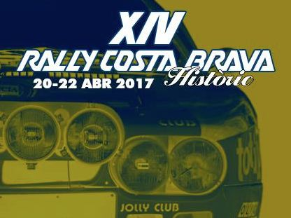 Rallye Moritz Costa Brava 2017