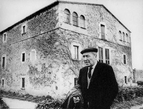 Josep Pla - Mas Pla - Llofriu