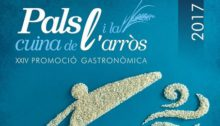 campagne gastronomique Pals et la cuisine du riz 2017