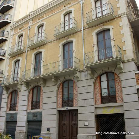 maison natale de Dali Figueres