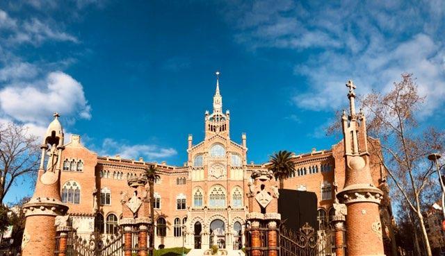 hopital sant PAu Barcelone