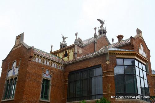 hôpital de Sant Pau à Barcelone (17)