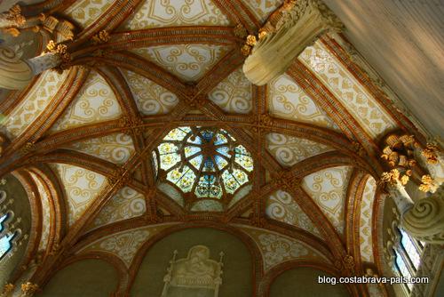 l'hôpital de Sant Pau à Barcelone (3)