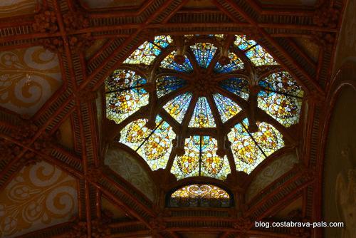 l'hôpital de Sant Pau à Barcelone (4)