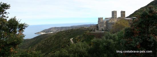 Monastère de Sant Pere de Rodes (1)