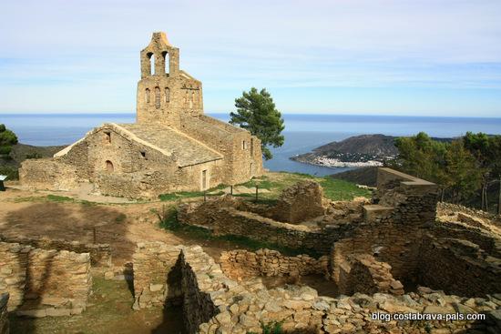 Monastère de Sant Pere de Rodes (11)