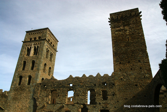 Monastère de Sant Pere de Rodes (4)