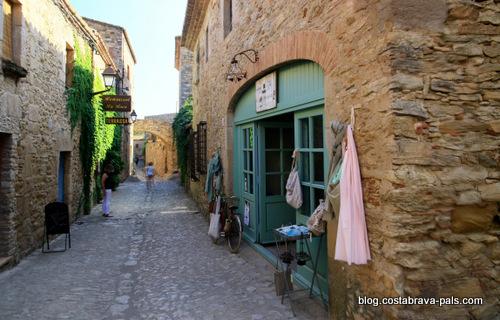 Peratallada en Catalogne - Redécouvrir la Costa Brava