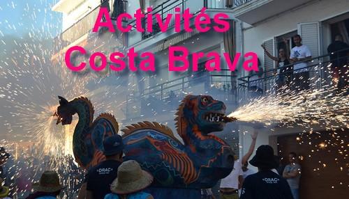 Que faire sur la Costa Brava? activités costa Brava 2017