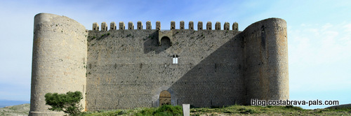 castell de Montgrí - chateau de montgri torroella