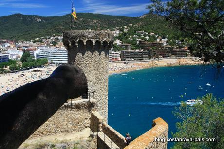 visiter Tossa de Mar espagne costa brava (15)