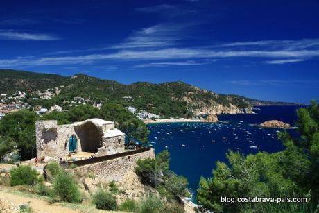 visiter Tossa de Mar espagne costa brava (17)