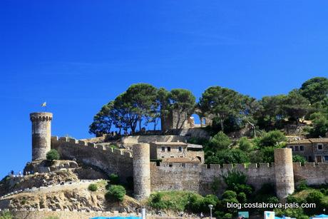 visiter Tossa de Mar espagne costa brava (3)
