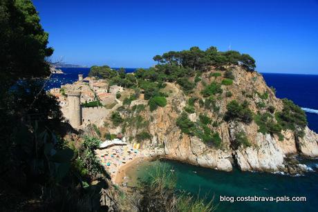 visiter Tossa de Mar espagne costa brava (4)