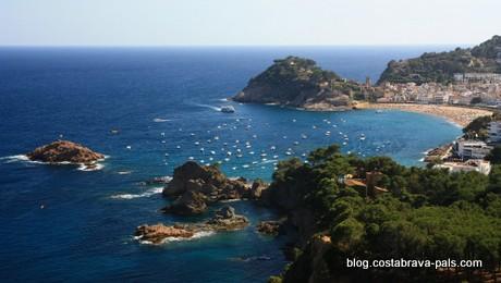 visiter Tossa de Mar espagne costa brava (7)
