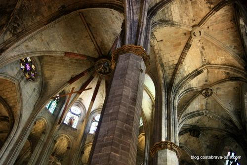 Santa Maria del Mar de Barcelone