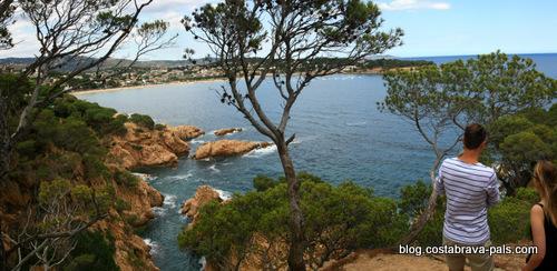 balade plage de sant pol - Sant feliu de Guixols (12)