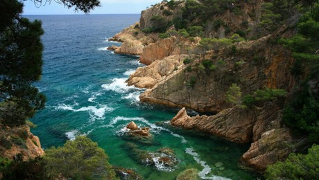 balade plage de sant pol - Sant feliu de Guixols (4)