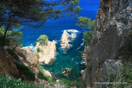 balade plage de sant pol - Sant feliu de Guixols (5)