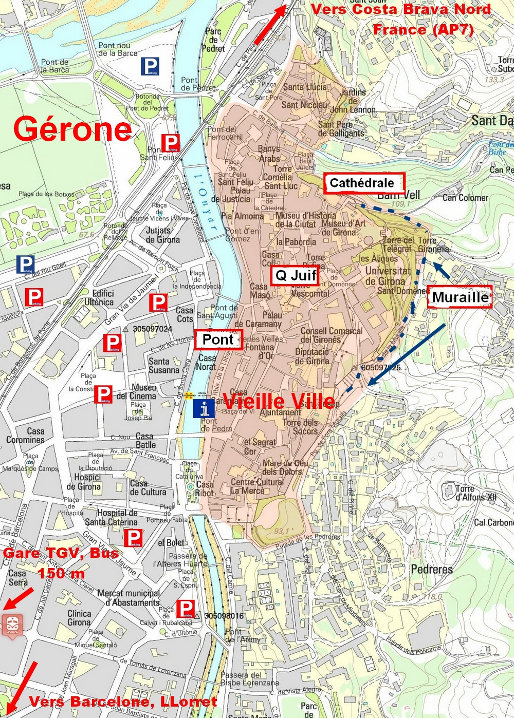 Centre Ville De G Ef Bf Bdrone