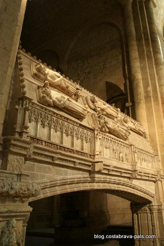 monastère de Poblet