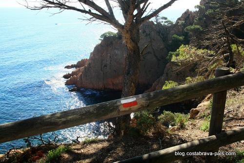 Chemin de ronde Sant Feliu de Guixols