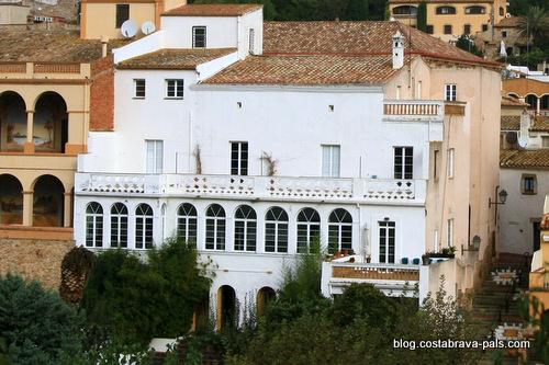 maisons indiennes de Begur - Maison Josep Carreras Pi