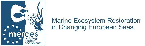 restauration des habitats marins - projet merces
