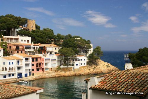 Sa Tuna Begur - plus belles criques sur la Costa Brava