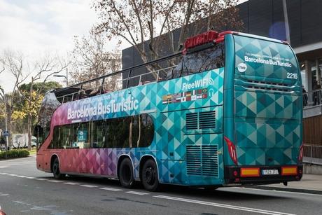 Barcelone Bus touristique
