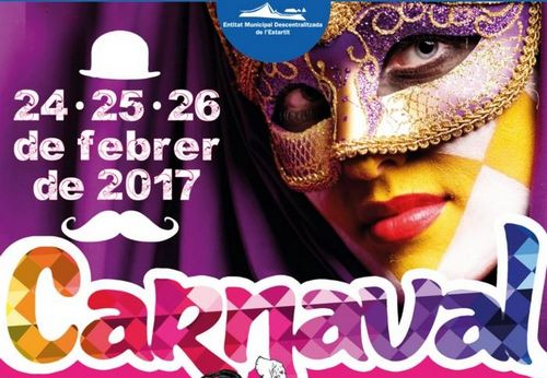 Carnaval estartit 2017 costa brava