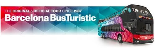 Barcelone Bus touristique - 30 ans