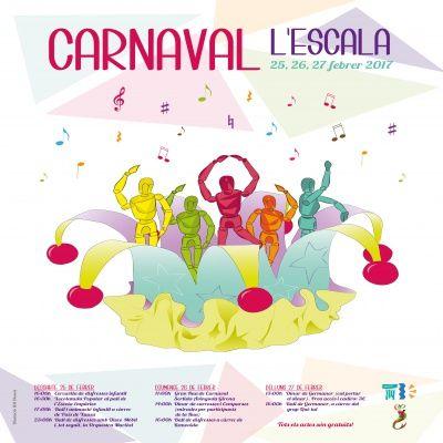 carnaval l'escala 2017 costa brava