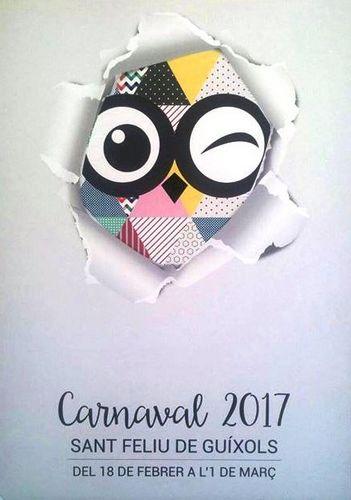 carnaval sant feliu de Guixols 2017 costa brava