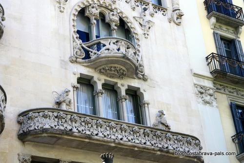 Une balade sympa pour découvrir le modernisme à Barcelone