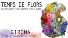 temps de flors girona 2017, fête des fleurs gérone 2017