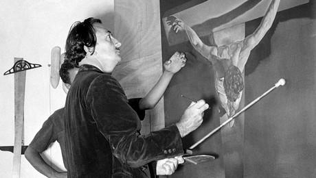 « Salvador Dali, Gala, Ricardo Sans », exposition temporaire à Pubol