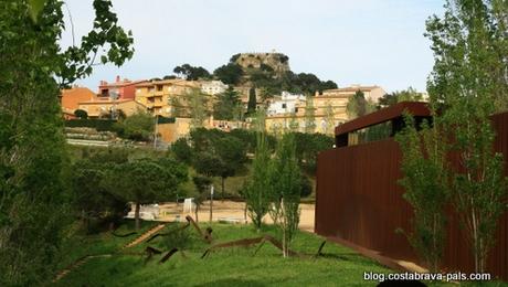 réaménagement du Parc de l'Arbreda, 2006 - RCR architectes - prix pritzker 2017