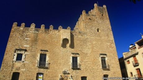 villages médiévaux de la Costa Brava - la Bisbal d'empordà