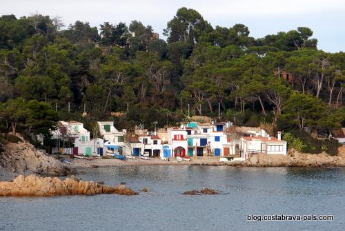 Redécouvrir la Costa Brava - cala s'alguer