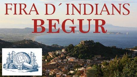 fira d'indians Begur