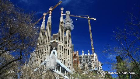 Barcelone en 1 jour, sagrada familia