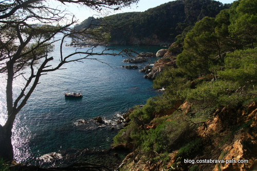 Redécouvrir la Costa Brava- La cote au nord de Palamos