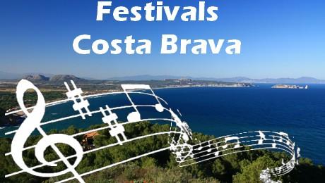 festivals Costa brava 2017