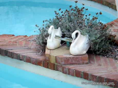 Piscine de Dali à Cadaques Port LLigat