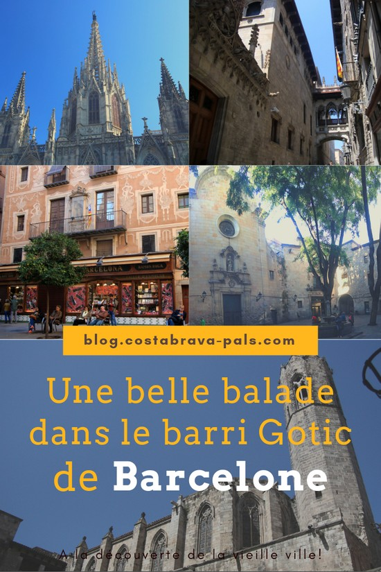 Barcelone barri gotic